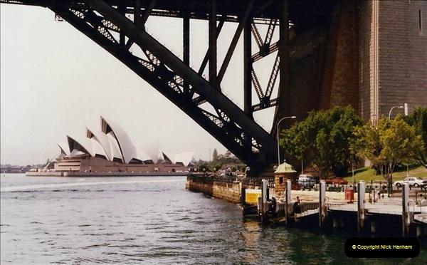 Retrospective Australia Sydney & Ayers Rock (Uluru) February 1996 with your Host & late Mother.   (157) 157