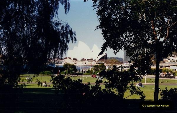 Retrospective Australia Sydney & Ayers Rock (Uluru) February 1996 with your Host & late Mother.   (160) 160