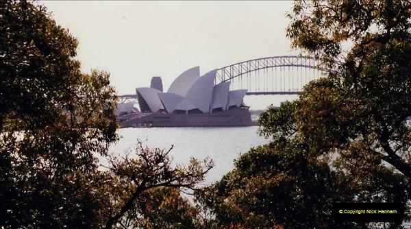 Retrospective Australia Sydney & Ayers Rock (Uluru) February 1996 with your Host & late Mother.   (180) 180