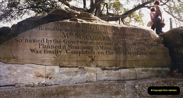Retrospective Australia Sydney & Ayers Rock (Uluru) February 1996 with your Host & late Mother.   (183) 183