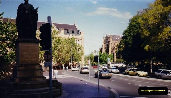 Retrospective Australia Sydney & Ayers Rock (Uluru) February 1996 with your Host & late Mother.   (185) 185