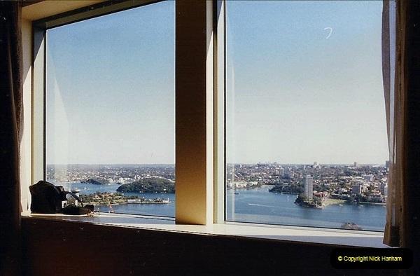 Retrospective Australia Sydney & Ayers Rock (Uluru) February 1996 with your Host & late Mother.   (20) 020