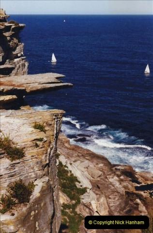 Retrospective Australia Sydney & Ayers Rock (Uluru) February 1996 with your Host & late Mother.   (210) 210