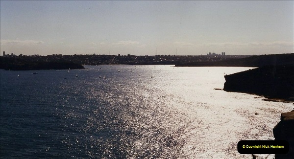 Retrospective Australia Sydney & Ayers Rock (Uluru) February 1996 with your Host & late Mother.   (218) 218