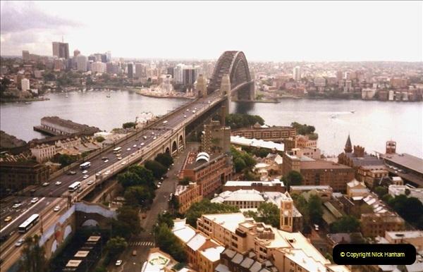 Retrospective Australia Sydney & Ayers Rock (Uluru) February 1996 with your Host & late Mother.   (22) 022