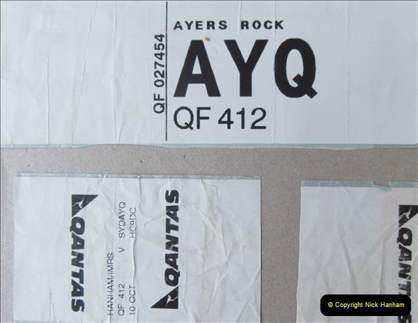 Retrospective Australia Sydney & Ayers Rock (Uluru) February 1996 with your Host & late Mother.   (220) 220