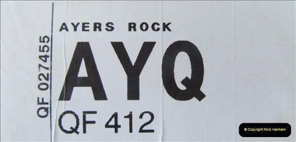 Retrospective Australia Sydney & Ayers Rock (Uluru) February 1996 with your Host & late Mother.   (221) 221