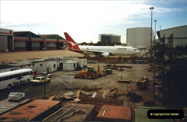 Retrospective Australia Sydney & Ayers Rock (Uluru) February 1996 with your Host & late Mother.   (225) 225