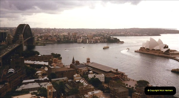 Retrospective Australia Sydney & Ayers Rock (Uluru) February 1996 with your Host & late Mother.   (23) 023