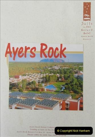 Retrospective Australia Sydney & Ayers Rock (Uluru) February 1996 with your Host & late Mother.   (232) 232