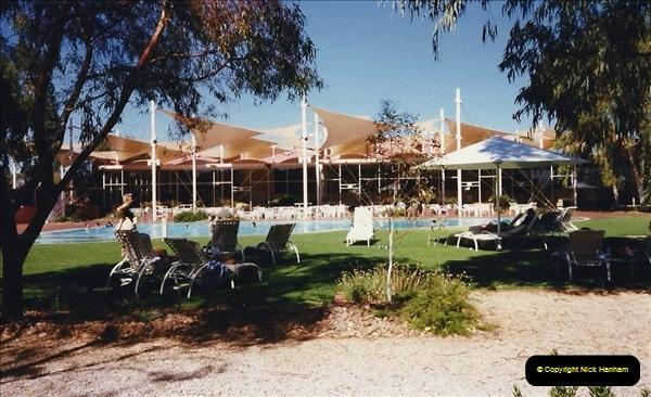 Retrospective Australia Sydney & Ayers Rock (Uluru) February 1996 with your Host & late Mother.   (234) 234
