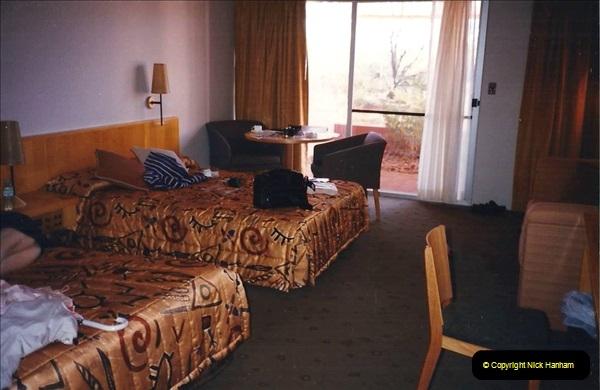 Retrospective Australia Sydney & Ayers Rock (Uluru) February 1996 with your Host & late Mother.   (235) 235