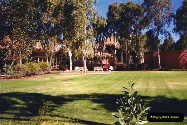 Retrospective Australia Sydney & Ayers Rock (Uluru) February 1996 with your Host & late Mother.   (236) 236