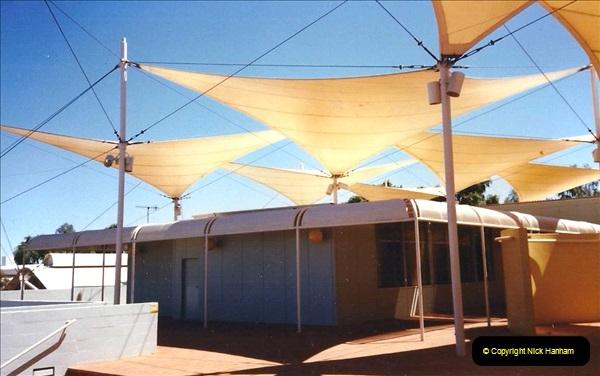 Retrospective Australia Sydney & Ayers Rock (Uluru) February 1996 with your Host & late Mother.   (237) 237
