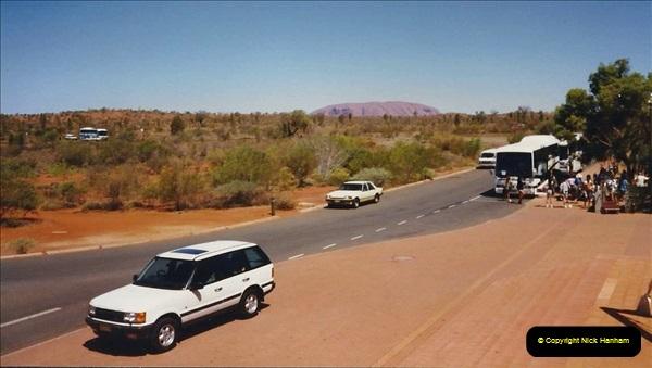 Retrospective Australia Sydney & Ayers Rock (Uluru) February 1996 with your Host & late Mother.   (240) 240