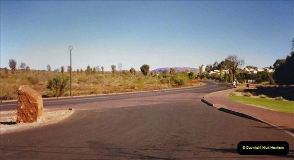 Retrospective Australia Sydney & Ayers Rock (Uluru) February 1996 with your Host & late Mother.   (241) 241
