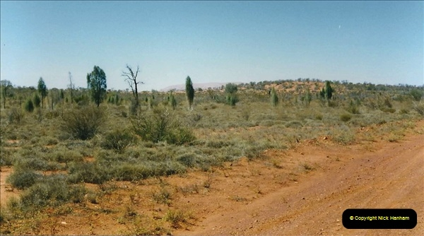 Retrospective Australia Sydney & Ayers Rock (Uluru) February 1996 with your Host & late Mother.   (245) 245
