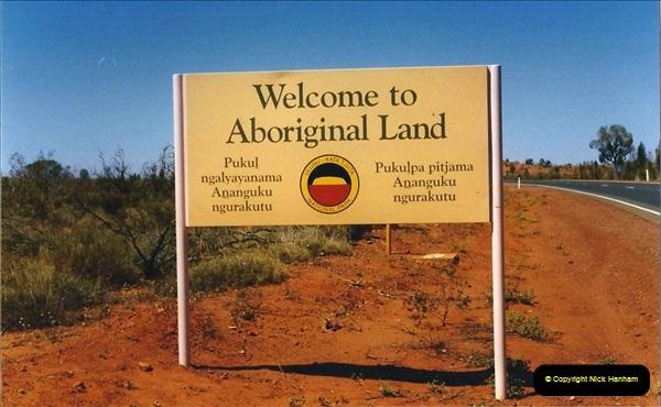 Retrospective Australia Sydney & Ayers Rock (Uluru) February 1996 with your Host & late Mother.   (246) 246
