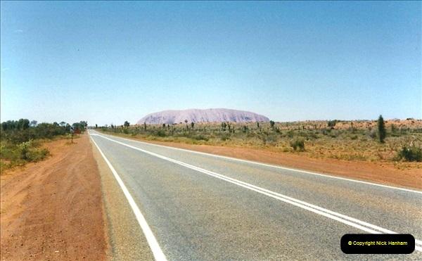 Retrospective Australia Sydney & Ayers Rock (Uluru) February 1996 with your Host & late Mother.   (249) 249