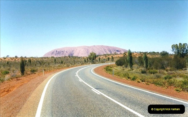 Retrospective Australia Sydney & Ayers Rock (Uluru) February 1996 with your Host & late Mother.   (250) 250