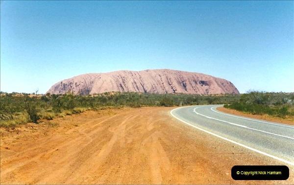 Retrospective Australia Sydney & Ayers Rock (Uluru) February 1996 with your Host & late Mother.   (251) 251