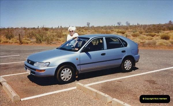 Retrospective Australia Sydney & Ayers Rock (Uluru) February 1996 with your Host & late Mother.   (255) 255