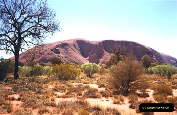 Retrospective Australia Sydney & Ayers Rock (Uluru) February 1996 with your Host & late Mother.   (257) 257