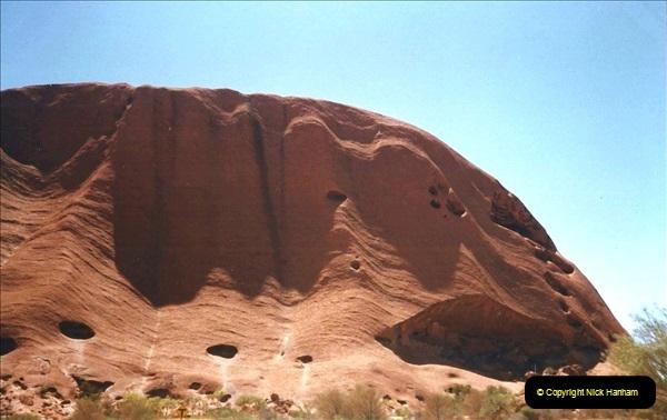 Retrospective Australia Sydney & Ayers Rock (Uluru) February 1996 with your Host & late Mother.   (258) 258