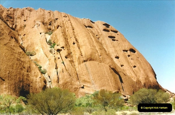 Retrospective Australia Sydney & Ayers Rock (Uluru) February 1996 with your Host & late Mother.   (259) 259