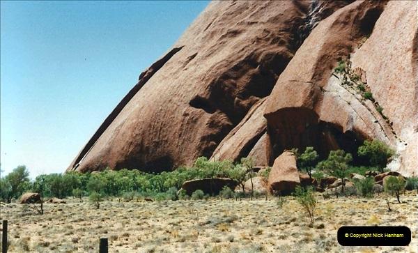 Retrospective Australia Sydney & Ayers Rock (Uluru) February 1996 with your Host & late Mother.   (261) 261