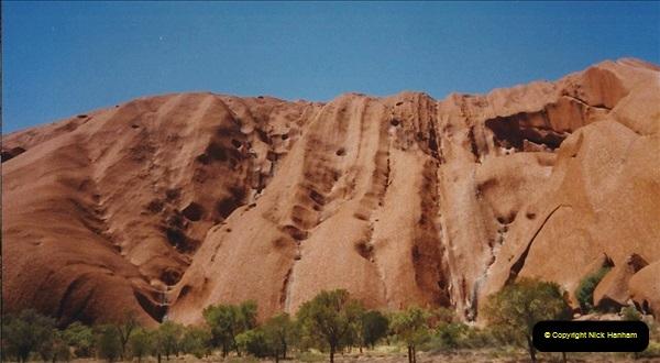 Retrospective Australia Sydney & Ayers Rock (Uluru) February 1996 with your Host & late Mother.   (262) 262