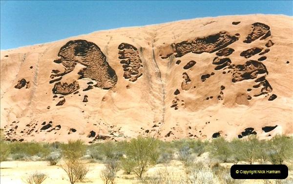 Retrospective Australia Sydney & Ayers Rock (Uluru) February 1996 with your Host & late Mother.   (263) 263