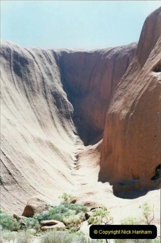 Retrospective Australia Sydney & Ayers Rock (Uluru) February 1996 with your Host & late Mother.   (267) 267