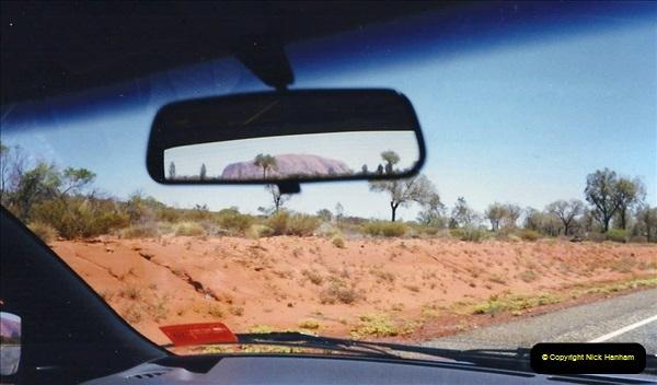 Retrospective Australia Sydney & Ayers Rock (Uluru) February 1996 with your Host & late Mother.   (268) 268