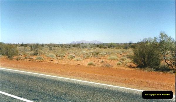 Retrospective Australia Sydney & Ayers Rock (Uluru) February 1996 with your Host & late Mother.   (269) 269