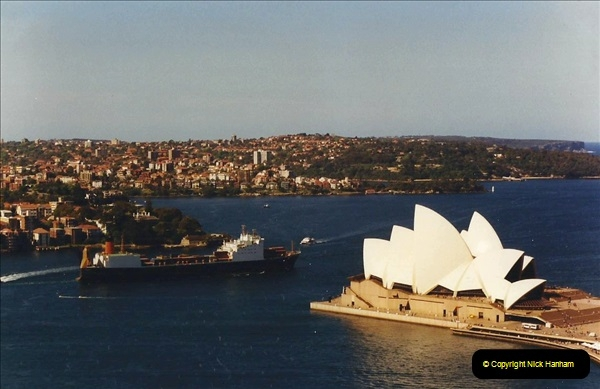 Retrospective Australia Sydney & Ayers Rock (Uluru) February 1996 with your Host & late Mother.   (27) 027