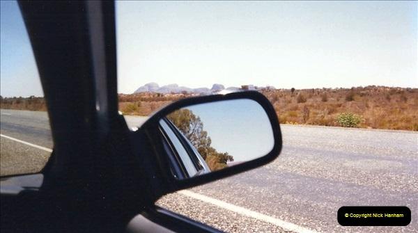 Retrospective Australia Sydney & Ayers Rock (Uluru) February 1996 with your Host & late Mother.   (270) 270