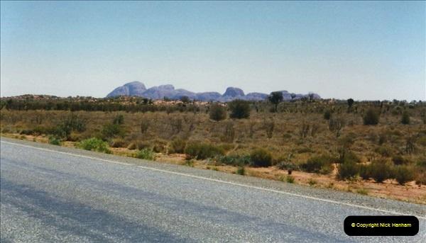 Retrospective Australia Sydney & Ayers Rock (Uluru) February 1996 with your Host & late Mother.   (271) 271