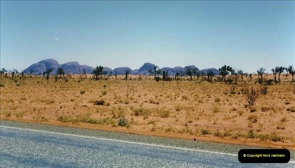 Retrospective Australia Sydney & Ayers Rock (Uluru) February 1996 with your Host & late Mother.   (272) 272