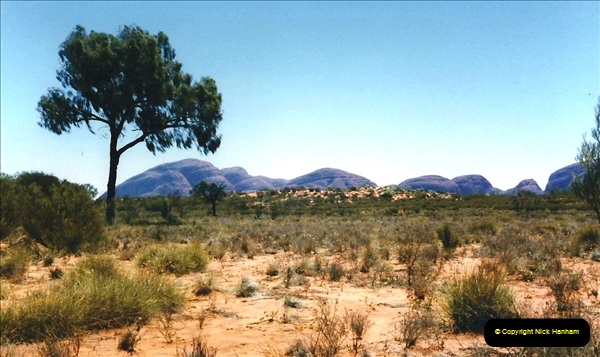 Retrospective Australia Sydney & Ayers Rock (Uluru) February 1996 with your Host & late Mother.   (273) 273