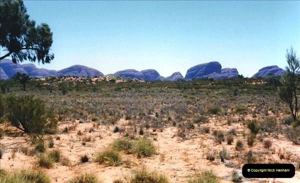 Retrospective Australia Sydney & Ayers Rock (Uluru) February 1996 with your Host & late Mother.   (274) 274