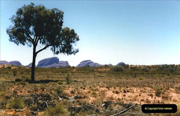 Retrospective Australia Sydney & Ayers Rock (Uluru) February 1996 with your Host & late Mother.   (275) 275