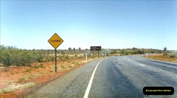 Retrospective Australia Sydney & Ayers Rock (Uluru) February 1996 with your Host & late Mother.   (278) 278
