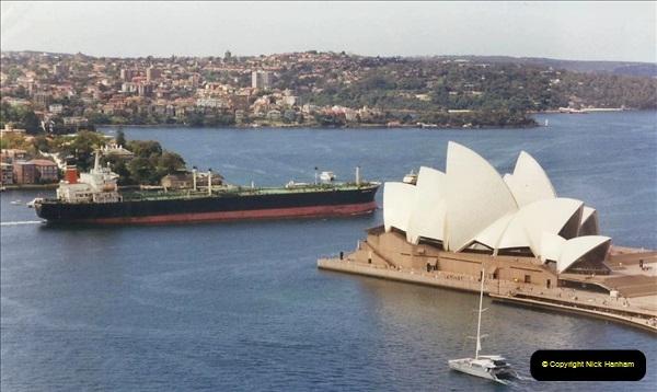 Retrospective Australia Sydney & Ayers Rock (Uluru) February 1996 with your Host & late Mother.   (28) 028