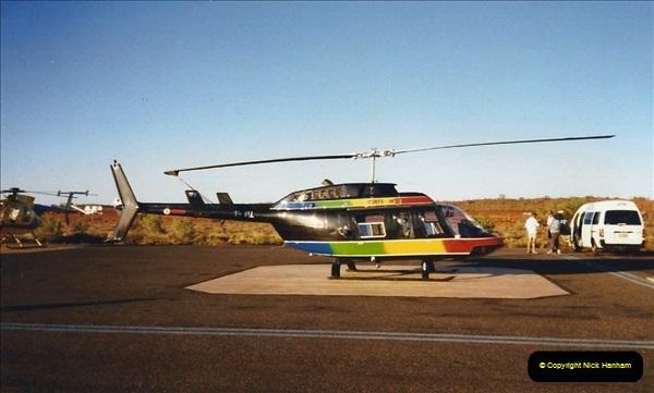 Retrospective Australia Sydney & Ayers Rock (Uluru) February 1996 with your Host & late Mother.   (281) 281