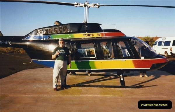Retrospective Australia Sydney & Ayers Rock (Uluru) February 1996 with your Host & late Mother.   (282) 282