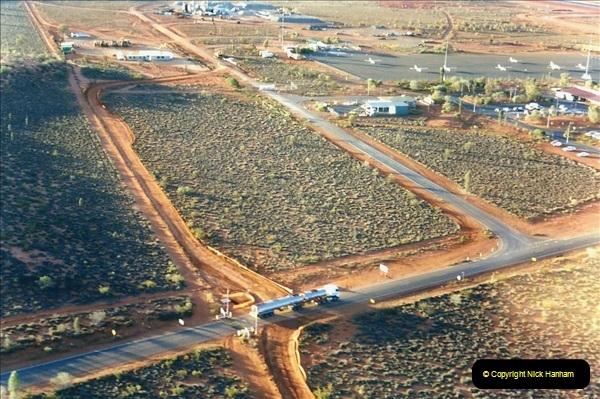 Retrospective Australia Sydney & Ayers Rock (Uluru) February 1996 with your Host & late Mother.   (283) 283