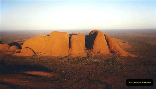 Retrospective Australia Sydney & Ayers Rock (Uluru) February 1996 with your Host & late Mother.   (285) 285