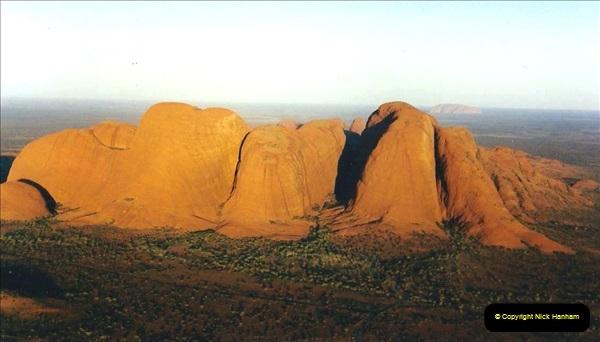 Retrospective Australia Sydney & Ayers Rock (Uluru) February 1996 with your Host & late Mother.   (286) 286