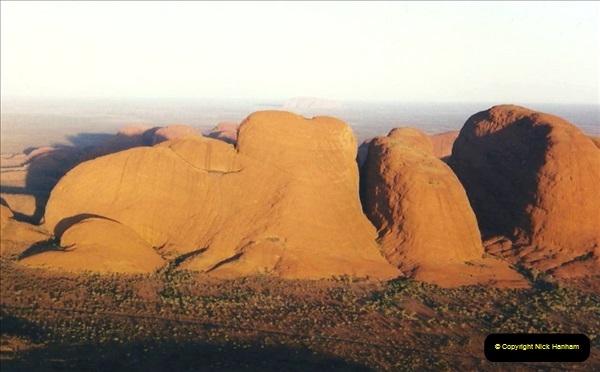 Retrospective Australia Sydney & Ayers Rock (Uluru) February 1996 with your Host & late Mother.   (287) 287